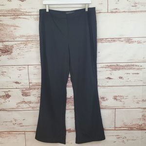 Career pants Lafayette 148 Petite 14 Black Wool
